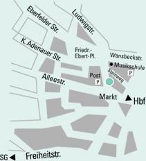 Hautarzt-Remscheid-Anfahrt